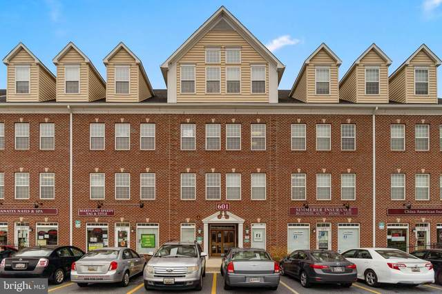 601 7TH Street #403, LAUREL, MD 20707 (#MDPG600170) :: Corner House Realty
