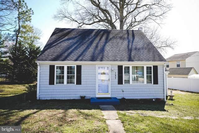 127 Oakwood Road, EDGEWATER, MD 21037 (#MDAA462086) :: Crossman & Co. Real Estate