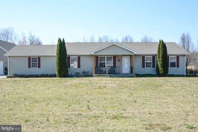 16 Fox Crossing Drive, CLAYTON, DE 19938 (#DEKT247200) :: Linda Dale Real Estate Experts