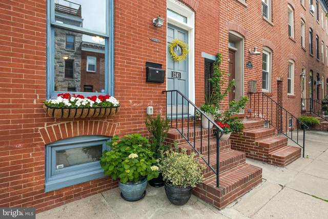 1241 Riverside Avenue, BALTIMORE, MD 21230 (#MDBA543396) :: Teal Clise Group