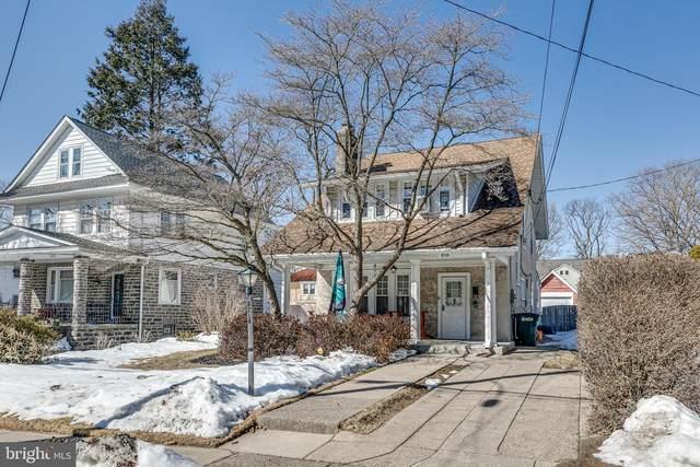 8218 Cadwalader Avenue, ELKINS PARK, PA 19027 (#PAMC686038) :: Colgan Real Estate