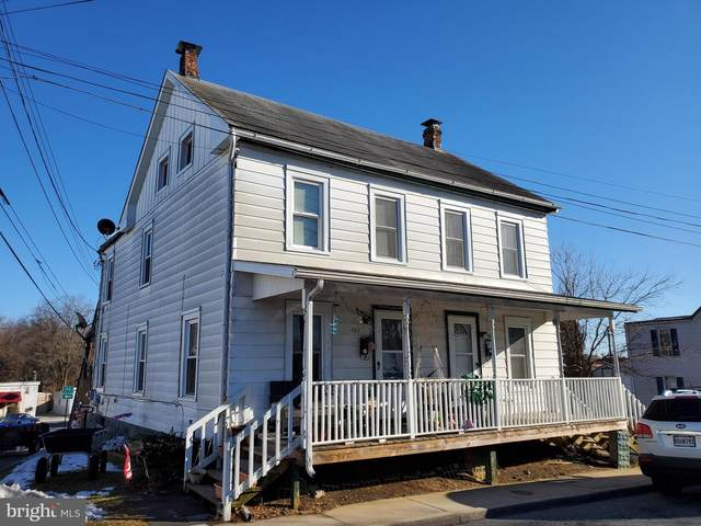 486 -488 Mcdowell Avenue, HAGERSTOWN, MD 21740 (#MDWA178426) :: ExecuHome Realty