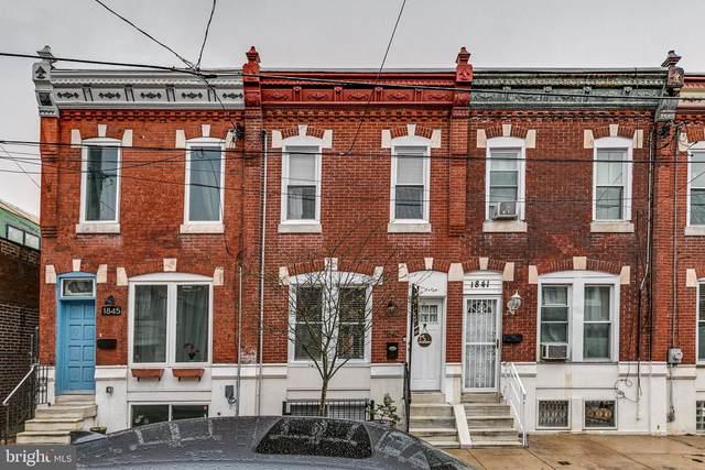1843 Dudley Street, PHILADELPHIA, PA 19145 (#PAPH997246) :: Linda Dale Real Estate Experts