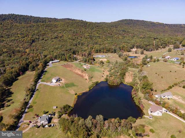 25 Quaker Lake Trail, CAPON BRIDGE, WV 26711 (#WVHS115414) :: Network Realty Group