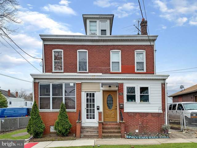 719 Cherry Street, TRENTON, NJ 08638 (#NJME309290) :: Linda Dale Real Estate Experts