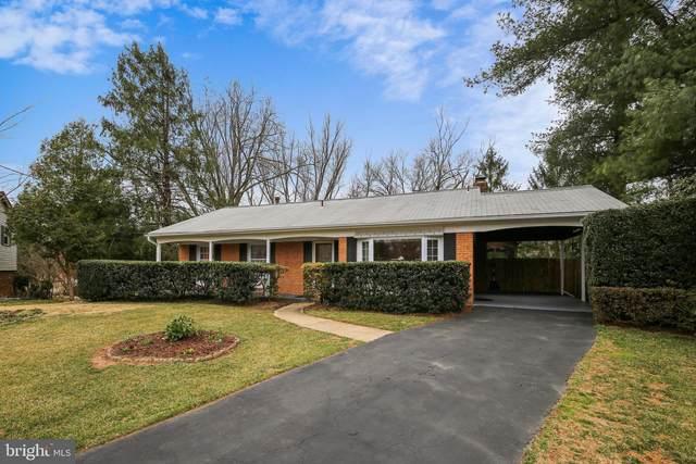 9517 Farmview Court, FAIRFAX, VA 22032 (#VAFX1187082) :: Debbie Dogrul Associates - Long and Foster Real Estate