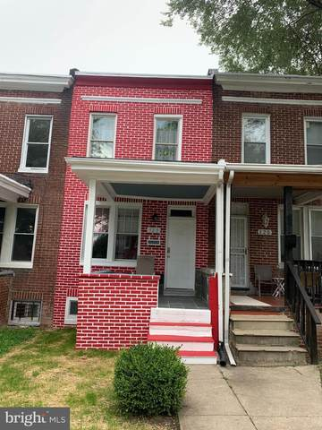 123 S Hilton Street, BALTIMORE, MD 21229 (#MDBA543414) :: Bruce & Tanya and Associates