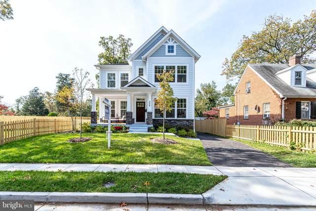 224 N Nelson Street, ARLINGTON, VA 22201 (#VAAR178100) :: The Riffle Group of Keller Williams Select Realtors