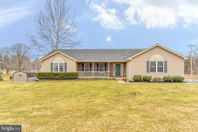 41 Lockhouse Road, FALLING WATERS, WV 25419 (#WVBE184392) :: City Smart Living