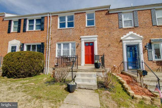 271 Medwick Garth E, BALTIMORE, MD 21228 (#MDBA543420) :: Network Realty Group