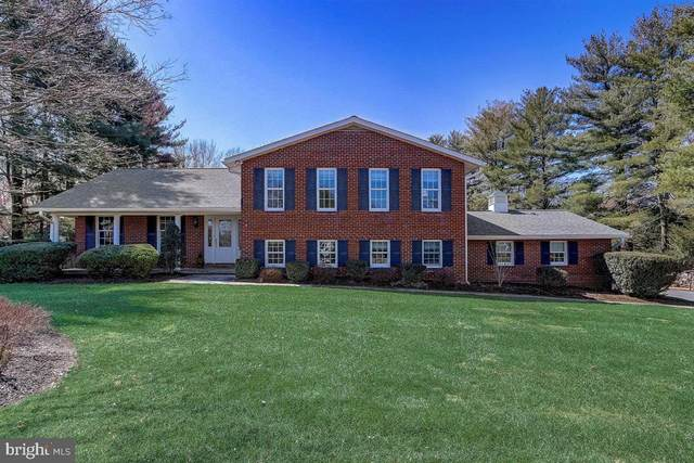 3819 Thoroughbred Lane, OWINGS MILLS, MD 21117 (MLS #MDBC522708) :: Maryland Shore Living | Benson & Mangold Real Estate