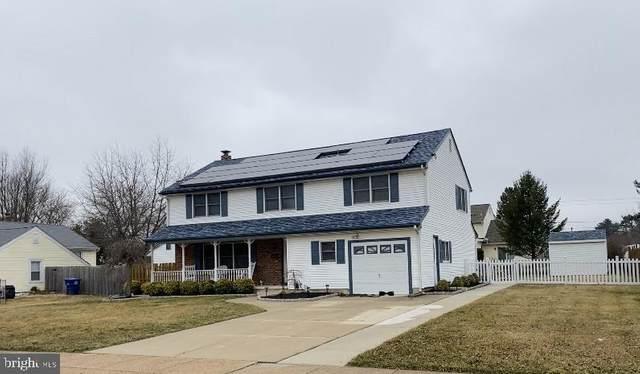 2600 Yellowstone Road, CINNAMINSON, NJ 08077 (#NJBL393458) :: Linda Dale Real Estate Experts