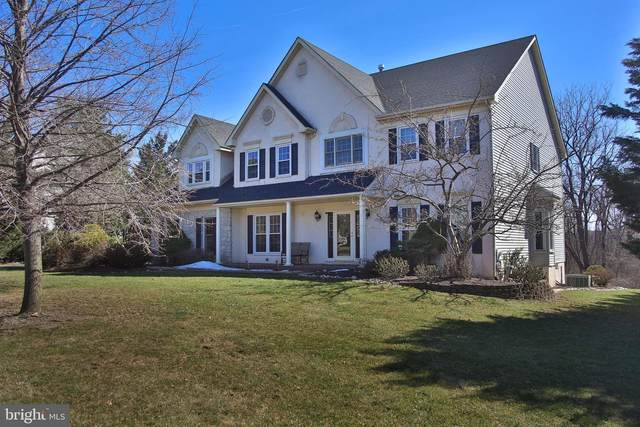 132 Westminster Drive, NORTH WALES, PA 19454 (#PAMC686078) :: Linda Dale Real Estate Experts