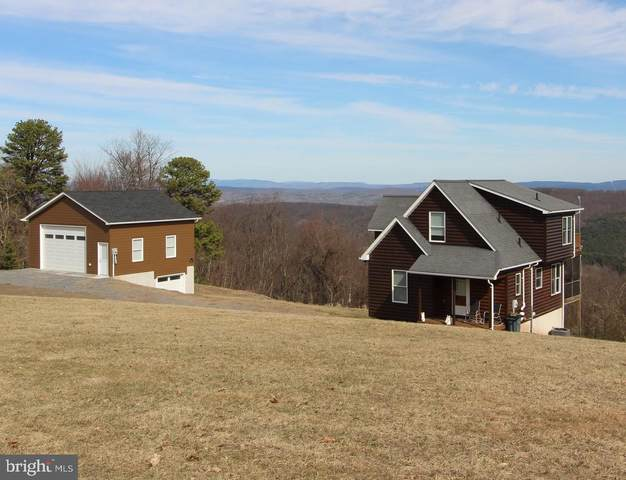 114 Nathaniel Drive, ROMNEY, WV 26757 (#WVHS115418) :: Realty One Group Performance