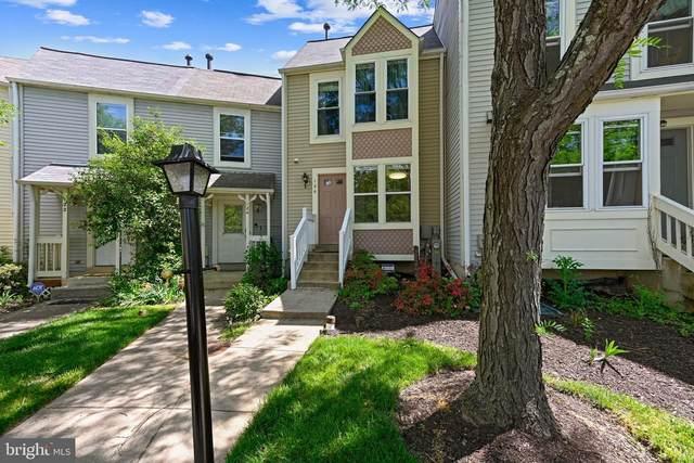 126 Woodridge Place, LAUREL, MD 20724 (#MDAA462150) :: Realty Executives Premier