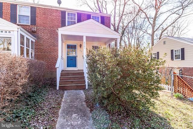 2701 Farmington Drive, ALEXANDRIA, VA 22303 (#VAFX1187186) :: Colgan Real Estate
