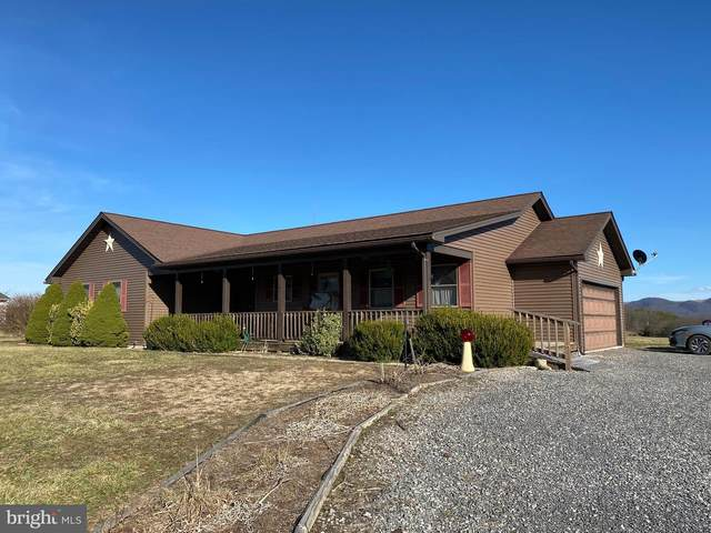 88 Cimarron Ash, MAYSVILLE, WV 26833 (#WVGT103430) :: Advance Realty Bel Air, Inc