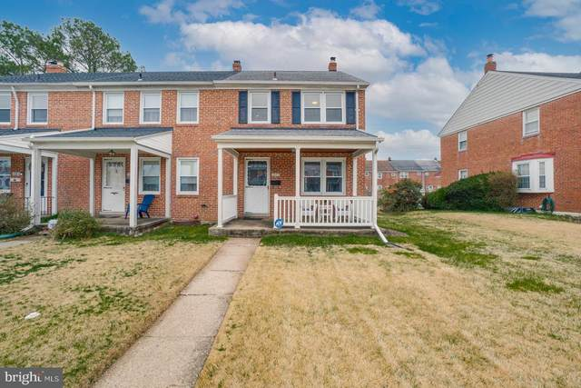 1277 Cedarcroft Road, BALTIMORE, MD 21239 (#MDBA543462) :: Berkshire Hathaway HomeServices McNelis Group Properties
