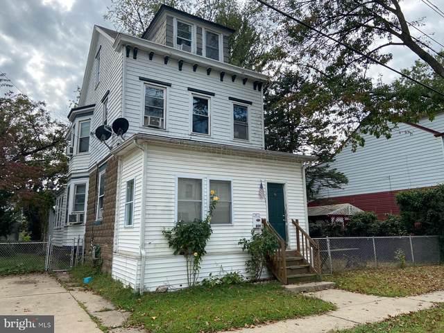 609 William Street, TRENTON, NJ 08610 (#NJME309324) :: Ramus Realty Group