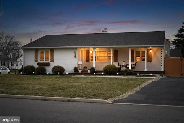 55 Aberfoyle Drive, HAMILTON, NJ 08690 (#NJME309328) :: Jason Freeby Group at Keller Williams Real Estate