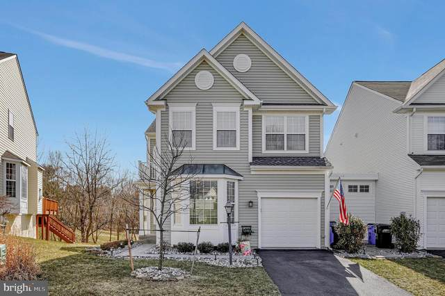 11123 Pond Fountain Court, NEW MARKET, MD 21774 (#MDFR279296) :: The Riffle Group of Keller Williams Select Realtors