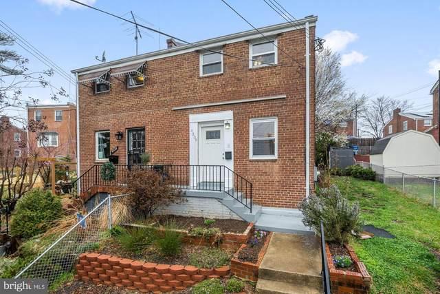 4336 G Street SE, WASHINGTON, DC 20019 (#DCDC512764) :: City Smart Living