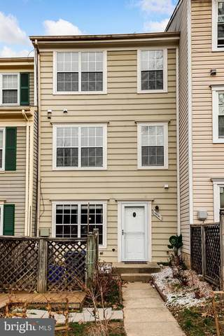 19741 Teakwood Circle #88, GERMANTOWN, MD 20874 (#MDMC748916) :: Gail Nyman Group
