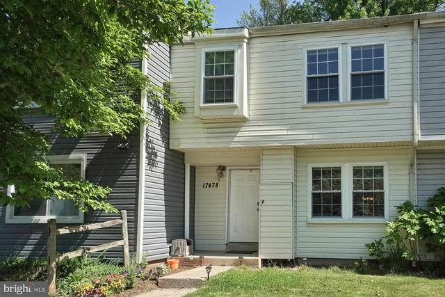 17478 Hoskinson Road, POOLESVILLE, MD 20837 (#MDMC748918) :: Better Homes Realty Signature Properties