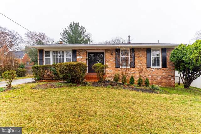 11407 Newport Mill Road, SILVER SPRING, MD 20902 (#MDMC748922) :: Berkshire Hathaway HomeServices McNelis Group Properties
