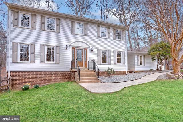 8114 Counselor Road, MANASSAS, VA 20112 (#VAPW517356) :: Advance Realty Bel Air, Inc