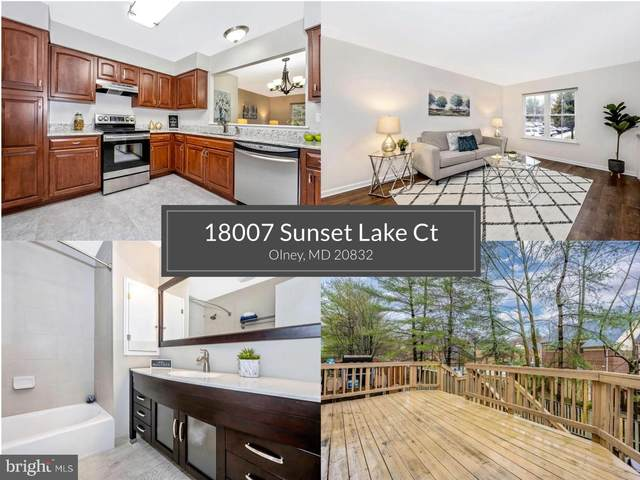 18007 Sunset Lake Court, OLNEY, MD 20832 (#MDMC748948) :: City Smart Living