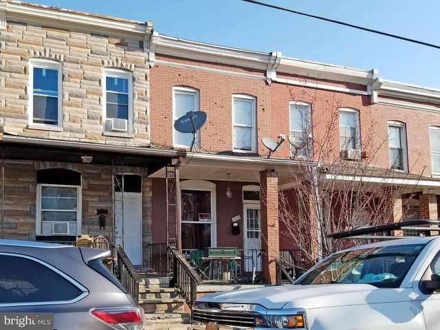 1508 Popland Street, BALTIMORE CITY, MD 21226 (#MDBA543522) :: Lucido Agency of Keller Williams