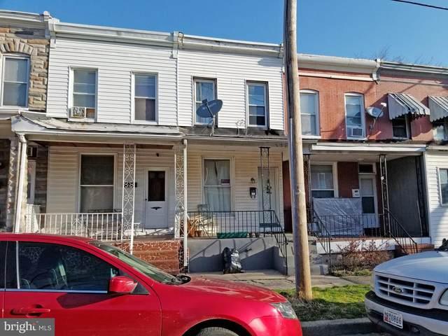 1518 Popland Street, BALTIMORE CITY, MD 21226 (#MDBA543526) :: Colgan Real Estate