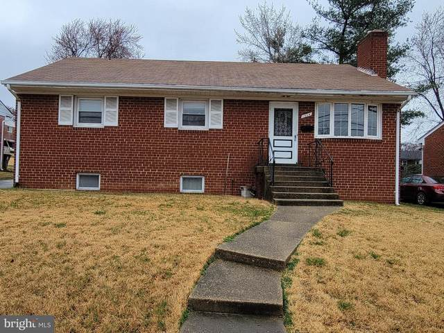 1324 Nicholson Street, HYATTSVILLE, MD 20782 (#MDPG600278) :: Advance Realty Bel Air, Inc