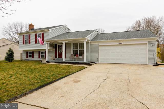 15807 Atomic Lane, BOWIE, MD 20716 (#MDPG600280) :: Berkshire Hathaway HomeServices McNelis Group Properties