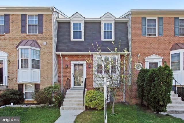 6749 Cardinal Woods Court, LORTON, VA 22079 (#VAFX1187326) :: Crews Real Estate