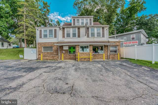 7909 Pulaski Highway, ROSEDALE, MD 21237 (#MDBC522804) :: Ram Bala Associates | Keller Williams Realty