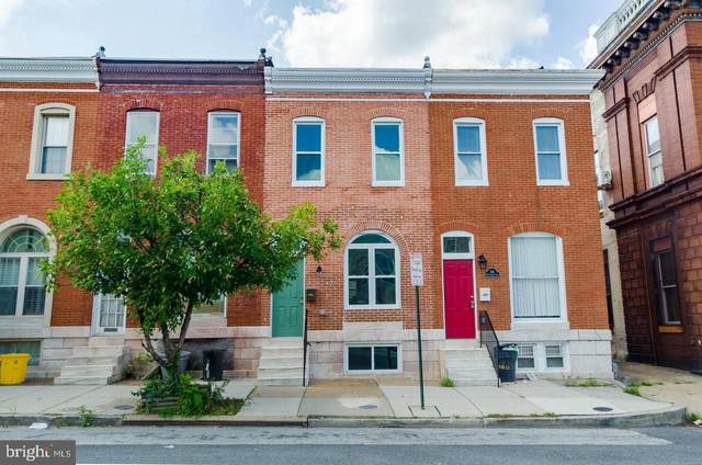 212 Patterson Park Avenue N, BALTIMORE, MD 21231 (#MDBA543564) :: John Lesniewski | RE/MAX United Real Estate