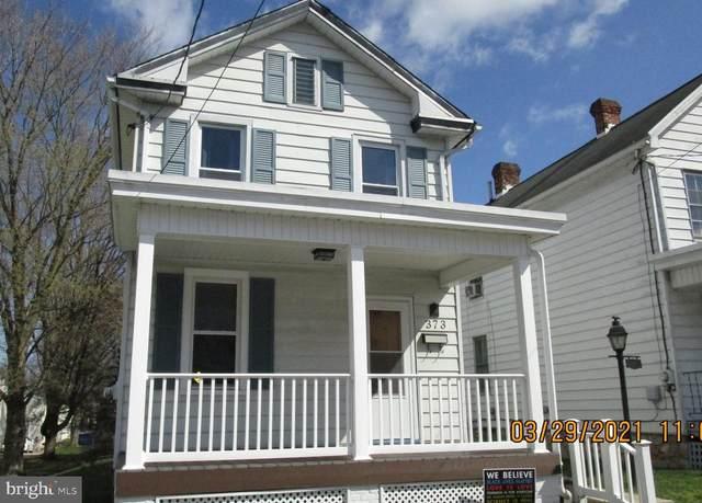 373 E Liberty, CHAMBERSBURG, PA 17201 (#PAFL178624) :: Lucido Agency of Keller Williams