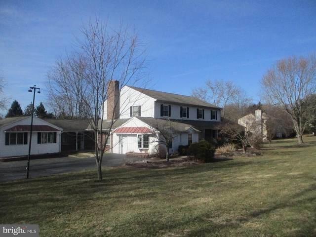 1 Settlers Drive, DOYLESTOWN, PA 18901 (#PABU522700) :: Linda Dale Real Estate Experts