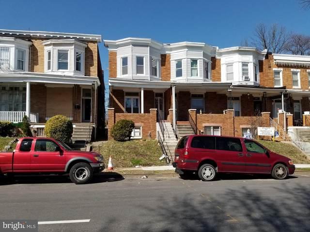 1532 Poplar Grove Street, BALTIMORE, MD 21216 (#MDBA543580) :: Colgan Real Estate
