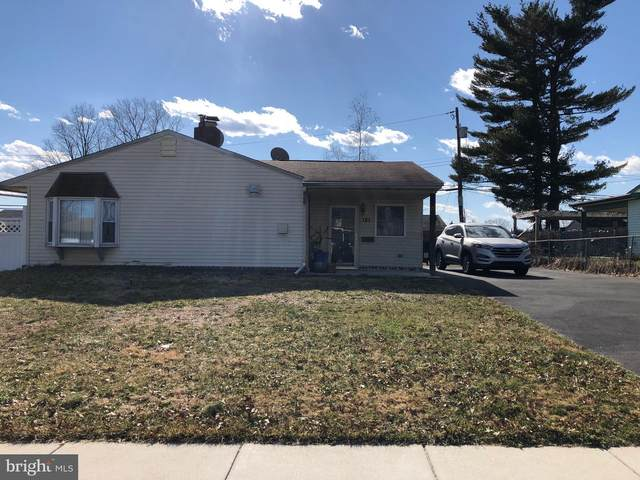 121 Gable Hill Road, LEVITTOWN, PA 19057 (#PABU522706) :: Linda Dale Real Estate Experts