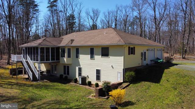 527 Firehouse Drive, LOUISA, VA 23093 (#VALA122824) :: RE/MAX Cornerstone Realty