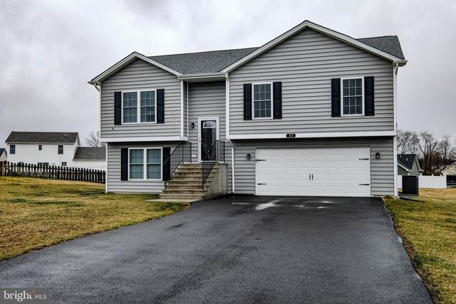 32 Fredonia Circle, MARTINSBURG, WV 25405 (#WVBE184436) :: The MD Home Team