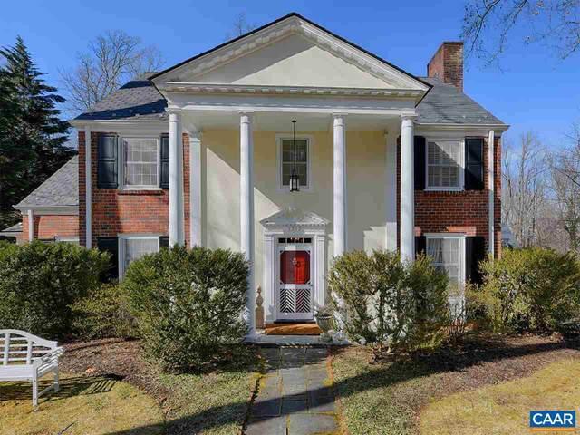 1319 Hilltop Rd, CHARLOTTESVILLE, VA 22903 (#613986) :: Dart Homes