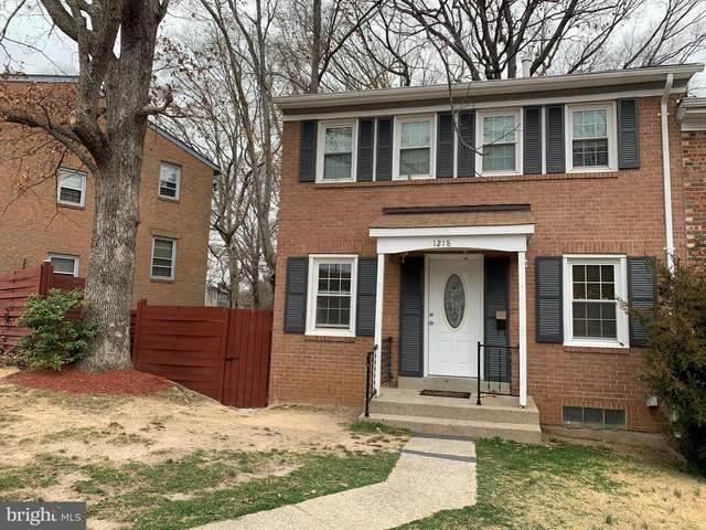 1218 Fox Run Place, WOODBRIDGE, VA 22191 (#VAPW517408) :: Crossman & Co. Real Estate