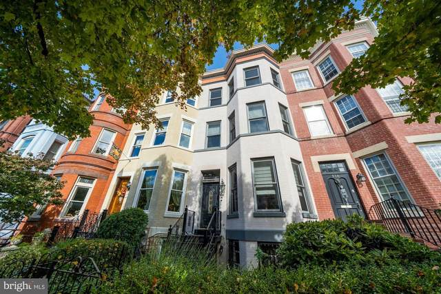 514 Seward Square SE, WASHINGTON, DC 20003 (#DCDC512862) :: Coleman & Associates