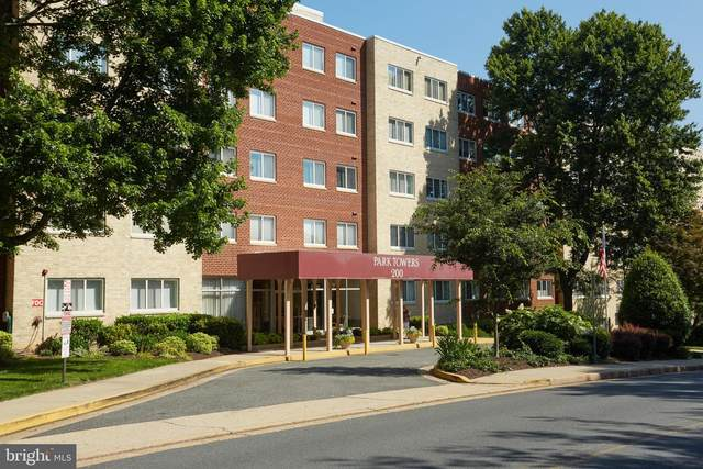 200 N Maple Avenue #510, FALLS CHURCH, VA 22046 (#VAFA111964) :: Ram Bala Associates | Keller Williams Realty