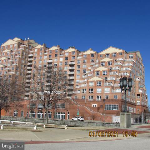 250 President Street #1102, BALTIMORE, MD 21202 (#MDBA543616) :: Colgan Real Estate