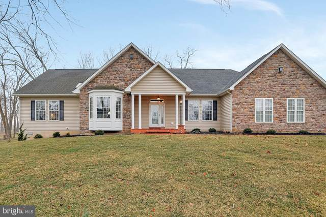 9 Babbling Brook Lane, MARTINSBURG, WV 25403 (#WVBE184446) :: Shawn Little Team of Garceau Realty